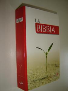 Italian Bible for Catholics with colorful introduction to the Bible / LA BIBBIA Nuovissima Versione Dai Testi Originali / Guida Alla Lettura Della Bibbia / Don Silvio Sassi