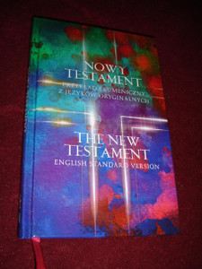Polish – English Bilingual New Testament / PENT – ESV 263DI / Pismo Swiete Nowego Testamentu Preklad Ekumniczny – English Standard Version / Poland