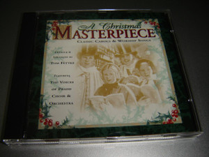 A Christmas Masterpiece by Tom Fettke / Classic Carols and Worship Songs / The Nashville String Machine