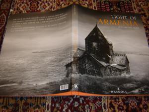 Light of Armenia / La Lumière d'Arménie, English-Armenian Edition / Photobook of Armenia by French Photographer Jean Michel Berts