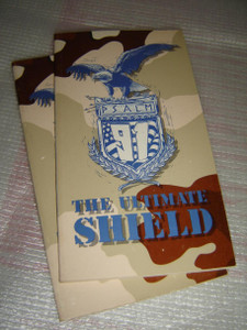 Psalm 91: The Ultimate Shield for Enduring Protection / Bible Booklet for Soldiers 1990 Print