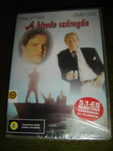 A hírnév szárnyán / Wings of Fame, Hungarian Release [DVD Region 2 PAL]