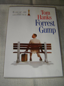 Tom Hanks: Forrest Gump (1994) [DVD Region 2 PAL]