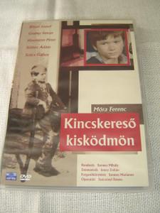 Móra Ferenc: Kincskereső Kisködmön [DVD Region 2 PAL]