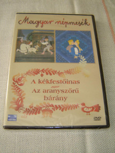A Kékfestoinas / Az Aranyszoru Bárány – Magar Népmesék (2007)(Double Feature) [DVD Region 2 PAL]