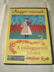 A Csillagszemu Juhász – Magyar Népmesék / Hungarian Folk Tales for Children [DVD Region 2 PAL]