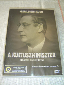 Klebelsberg Kuno: A Kultuszminiszter / Kuno von Klebelsberg: The Minister of Culture – Hungarian Documentary [DVD Region 2 PAL]
