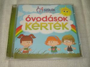 Óvodások Kérték / Hungarian Children Music [Audio CD]