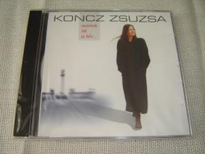 Koncz Zsuzsa: Mienk Itt A Ter… / Hungarian Music [Audio CD]