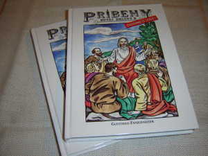 Stories of the New Testament II (Still Alive!) / Pribehy Novej Zmluvy II (Dodnes Zive!) / Slovakian Language Bible Storybook for Children