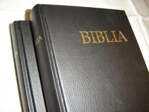 Slovak Bible, Black Hardcover – Old and New Testaments / Biblia, Čierna Viazaná Kniha – Pismo Svate Starej a Novej Zmluvy