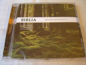 Slovak Audio Bible, Vol. 3: Historical Books II / Biblia Historicke Knihy II – Slovensky Ekumenicky Preklad