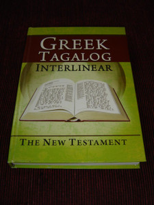 Greek–Tagalog Interlinear New Testament / Koine Greek