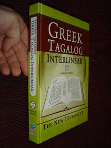 Greek–Tagalog Interlinear New Testament, Catholic Edition / Koine Greek