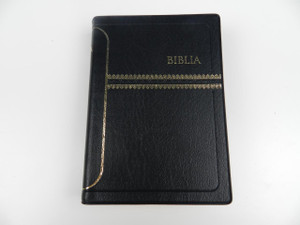 Swahili (a.k.a. Kiswahili) Holy Bible, Union Version – Black Leather Red Edges / Biblia Maandiko Matakatifu
