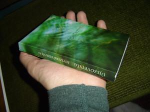 Pocket-size Green Hungarian New Testament: Simple Translation / Újszövetség: Egyszerű Fordítás
