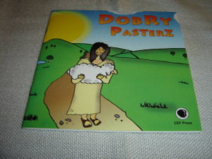 Good Shephred / Polish Language Children Bible Coloring Book / Dobry Pasterz