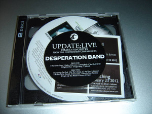 Update: Live / Desperation Band / Dband Favorites from the Desperation Conferences / 2 Discs [Audio CD]