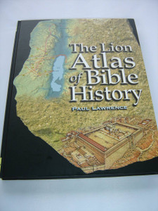 The Lion Atlas of Bible History, English Language