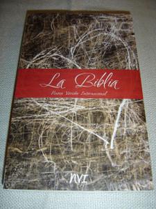 Spanish NVI Bible, Rustic Paperback / La Biblia Nueva Version Internacional NVI