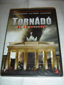 Tornado: Az eg haragja / Zorn Des Himmels / German and Hungarian Sound with Hungarian Subtitles [European DVD Region 2 PAL]