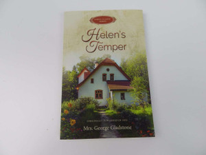 Helen's Temper, 2016 Edition / Early Classic Series