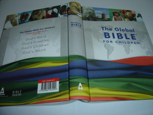 The Global Bible for Children, Contemporary English Version (CEV) Global Edition / With Full Color Photographs of People from Around the World