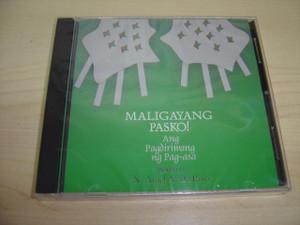 Maligayang Pasko! Ang Pagdiriwang ng Pag-asa / Philippines Christian Music [Audio CD]