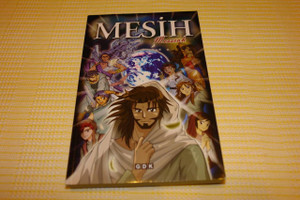 Mesih / Turkish Edition of Manga Messiah / The Story of Jesus Christ in Comic