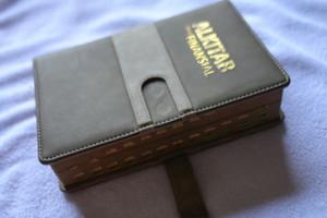 Gray Indonesian Study Bible / Financial Stewardship Bible / Alkitab Edisi Finansial