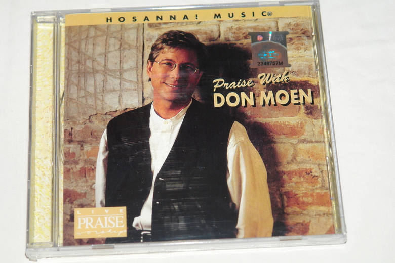 PRAISE WITH DON MOEN / Praise & Worship Integrity Music 1996 / Anointed and Powerful Worship Experience With Worship Leader Don Moen