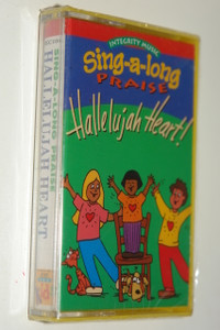 Integrity Music Sing-a-long Praise / Hallelujah Heart! / Audio Cassette