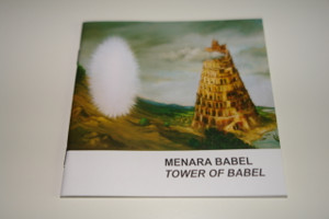 Indonesian – English Bilingual Children's Bible Story Booklet / Menara Babel – Tower of Babel