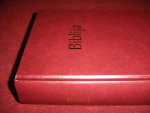 Bosnian Bible / Bosanski BIBLIJA / Printed in Sarajevo, Bosne i Hercegovine / Na Bosanskom Jeziku