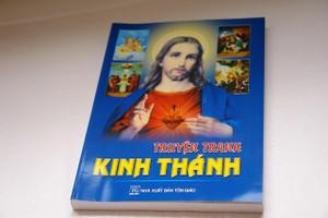 Vietnamese Catholic Comic Strip Children's Bible / Truyện Tranh Kinh Thánh Đức Tin