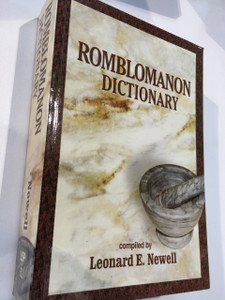 Romblomanon Dictionary Compiled by Leonard E. Newell Summer Institute of Linguistics / Special Monograph Issue, Number 52