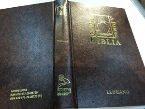 Ilokano Bible / Naimbag A Damag Biblia