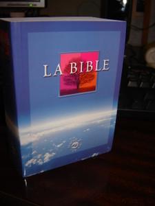 Small French Paperback Bible / La Bible - Ancient Testament avec les livres deuterocanoniques
