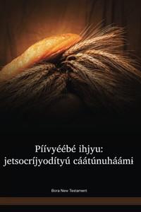 Bora Language New Testament / Píívyéébé ihjyu: jetsocríjyodítyú cáátúnuháámɨ (BOANT) / Peru