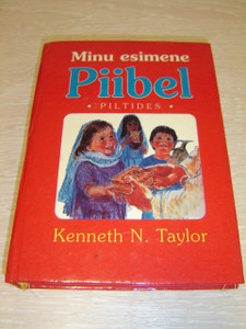 Estonian Bible for Children / My First Children's Bible in Estonian - Minu Es...