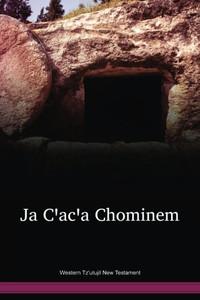 Western Tz'utujil Language New Testament / Cꞌacꞌ Chuminem (TZJNT) / Guatemala