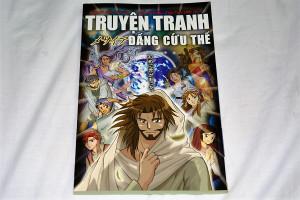 Manga Mesias Vietnamese Language Edition / Truyen Tranh Dang Cuu The / Truyện Tranh Đang Cứu Thế (9781942792048)