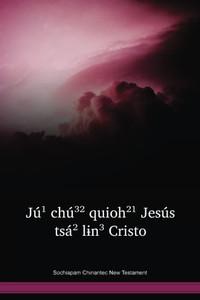 Sochiapam Chinantec Language New Testament / Jú¹ chú³² quioh²¹ Jesús tsá² lɨn³ Cristo (CSONT) / Sochiapam Chinantec 1986 Edition / Mexico