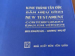 Vietnamese – English Bilingual New Testament / VNRV – CEV Vietnamese Revised Version – Ban Hieu Dinh Parallel Contemporary English Version