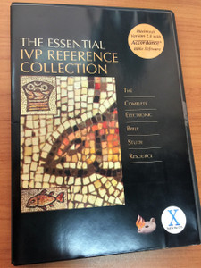 The Essential IVP Reference Collection: The Complete Electronic Bible Study Resource / Now for the Macintosh using the Accordance system from OakTree Software