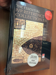 The Essential IVP Reference Collection 3.0 Multimedia CD-ROM by InterVarsity Press / This exclusive collection includes works you'll find nowhere else on CD-ROM