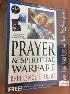 Prayer & Spiritual Warfare: Reference Library Multimedia CD by Regal Books / 18 BOOKS on CD-ROM