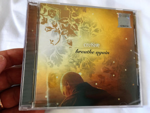 Breathe Again Praise and Worship CD by Cre8ive / Recorded live at Brisbane Convention Centre, this CD features singing evangelist and worship leader David Evans / The bonus CD contains a message from John James
