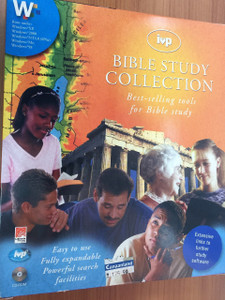 The IVP Bible Study Collection This CD-ROM contains three of IVP's most popular books: The New Bible Commentary, New Bible Dictionary and New Bible Atlas