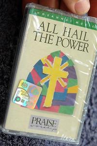 All Hail the Power Praise & Worship / David Ritter /  Format: Audio Cassette / Hosanna Music HMC046